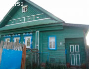 Добротный бревенчатый дом на кирпичном фундаменте, кухня, газ, вода, баня, АГВ