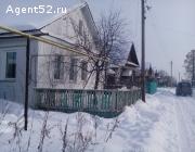 Кирпичный дом с газом в селе Ямново. Борский район.