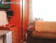 Квартира, студия, Приокский р-он.