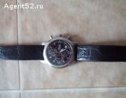 """Продаю серебряные ювелирные часы """"ника"""""""