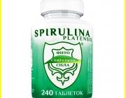 Спирулина фитосила 240 таблеток